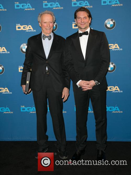 Clint Eastwood and Bradley Cooper 10