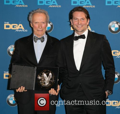 Clint Eastwood and Bradley Cooper 1