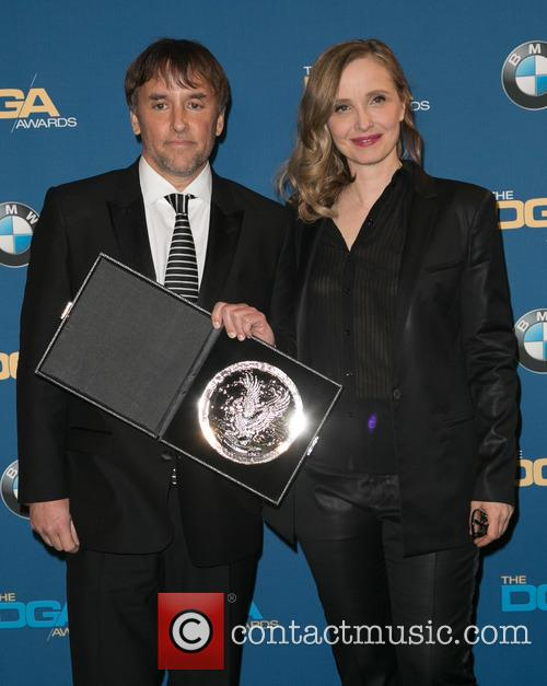 Richard Linklater and Julie Delpy 5
