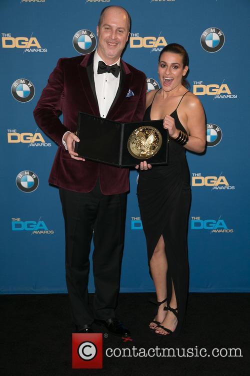 Jonathan Judge and Lea Michele 1