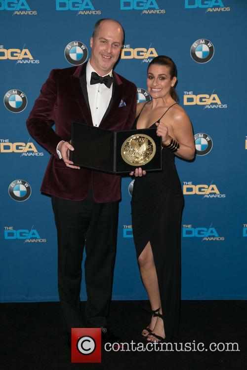 Jonathan Judge and Lea Michele 2
