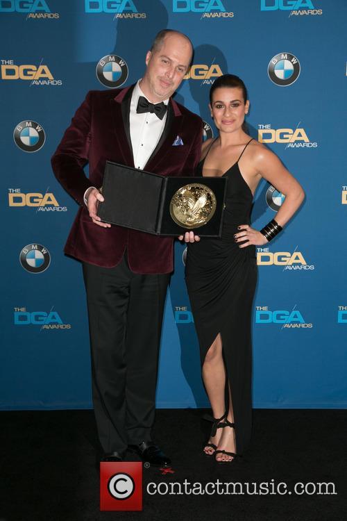 Jonathan Judge and Lea Michele 3