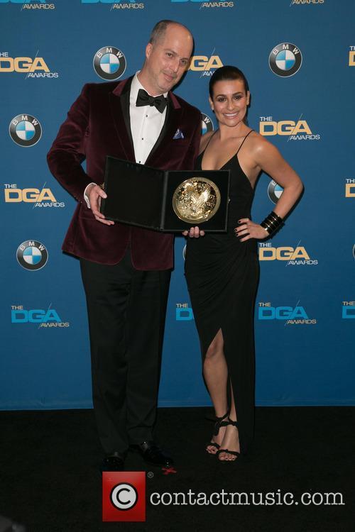 Jonathan Judge and Lea Michele 4