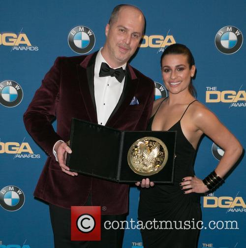 Jonathan Judge and Lea Michele 5