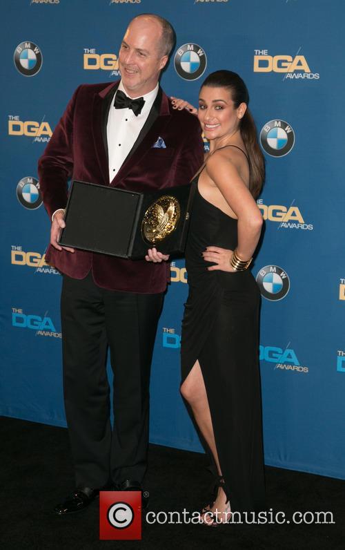 Jonathan Judge and Lea Michele 6