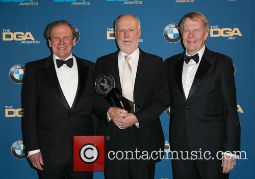 Glen Charles, James Burrows and Les Charles 3