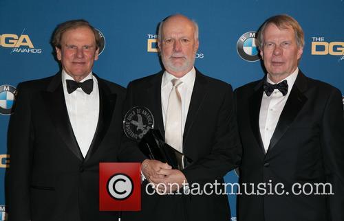 Glen Charles, James Burrows and Les Charles 4
