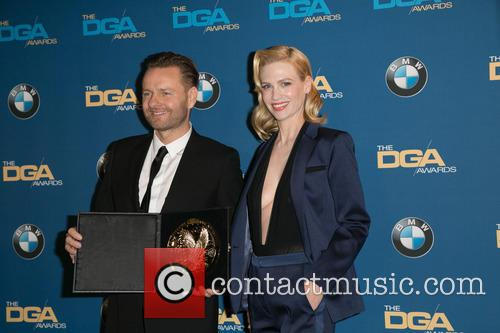 Nicolai Fuglsig and January Jones 1