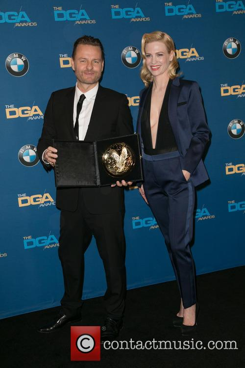 Nicolai Fuglsig and January Jones 3