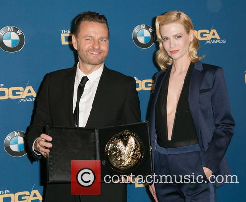 Nicolai Fuglsig and January Jones 4