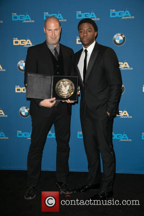 Anthony B. Sacco and Chadwick Boseman 2