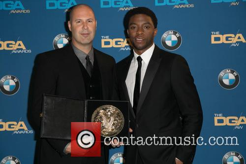 Anthony B. Sacco and Chadwick Boseman 4