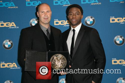 Anthony B. Sacco and Chadwick Boseman 1