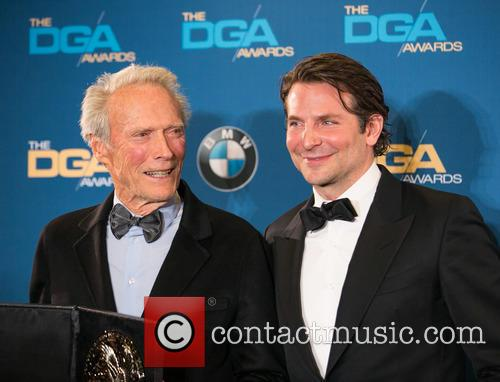 Clint Eastwood and Bradley Cooper 2