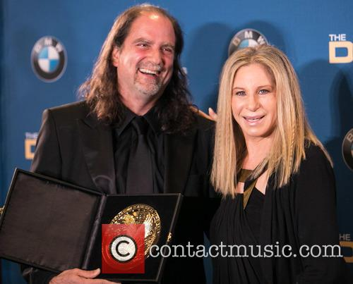 Glenn Weiss and Barbra Streisand 2