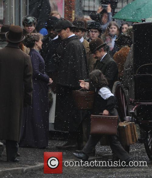 Benedict Cumberbatch and Martin Freeman 3