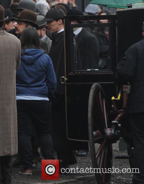Benedict Cumberbatch and Martin Freeman 9