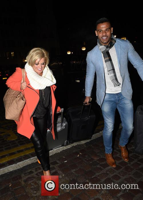 Kerry Katona and George Kay 4