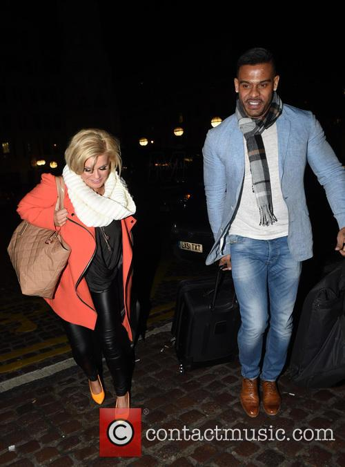 Kerry Katona and George Kay 7