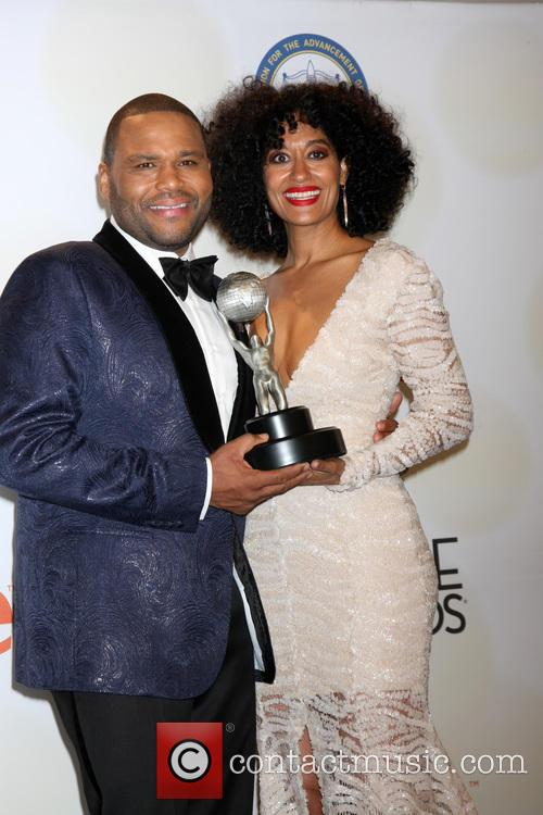 Anthony Anderson and Tracee Ellis Ross 3