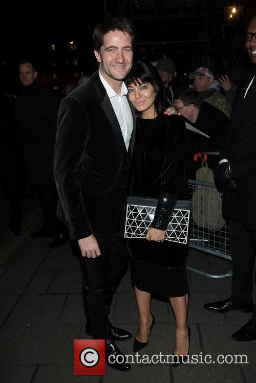 Claudia Winkleman and Kris Thykier 3