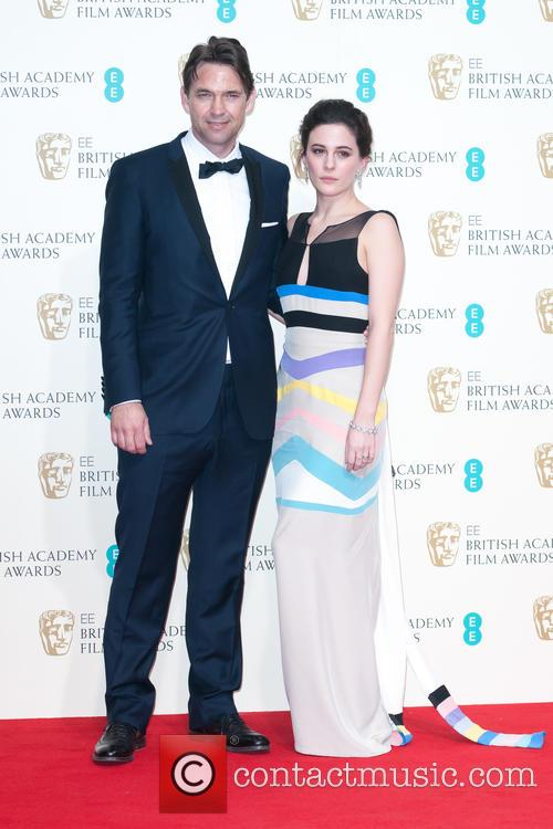Dougray Scott and Phoebe Fox 2
