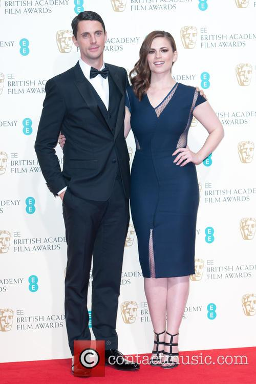 Matthew Goode and Hayley Atwell 1