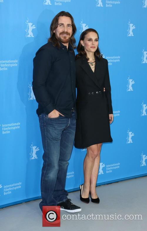 Christian Bale and Natalie Portman 2