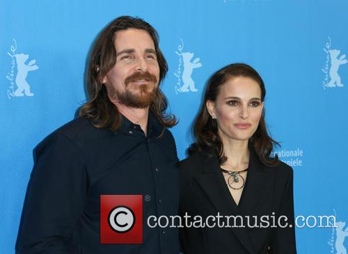 Christian Bale and Natalie Portman 6