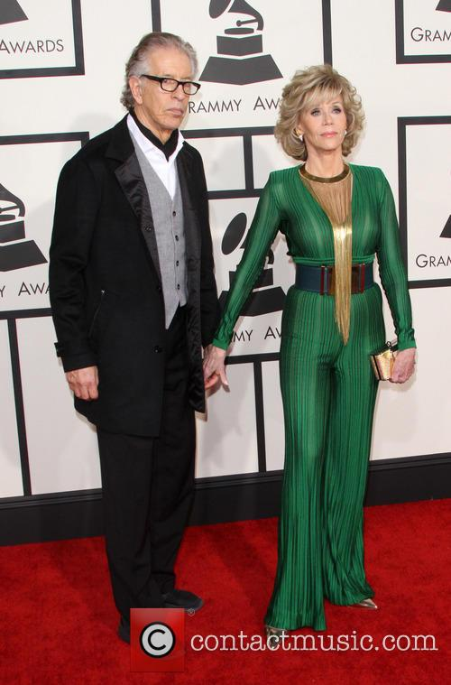 Jane Fonda and Richard Perry 1