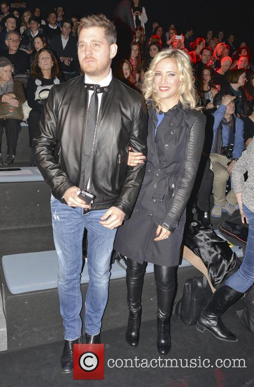 Michael Buble and Luisana Lopilato 4