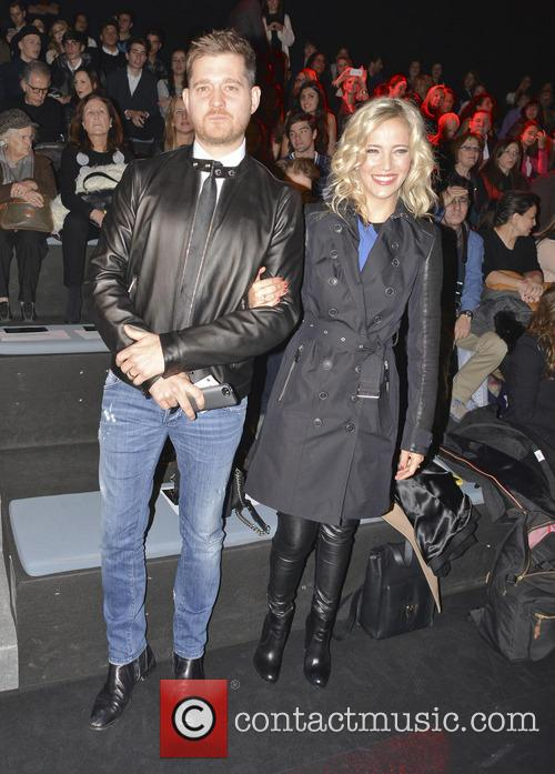 Michael Buble and Luisana Lopilato 5