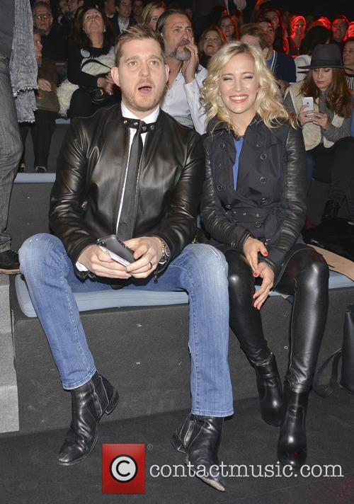 Michael Buble and Luisana Lopilato 6