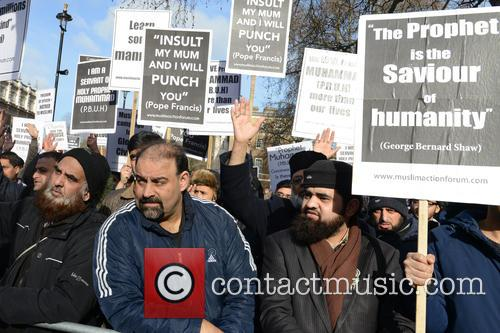 Muslim and Downing Street 2