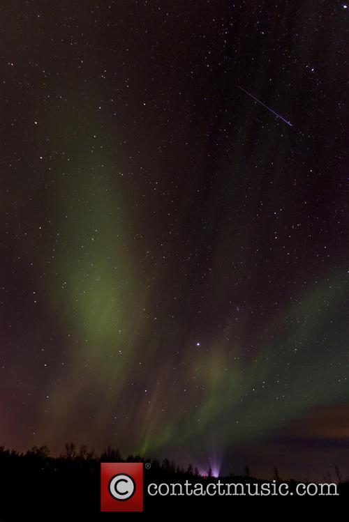 Northern Lights and Karesuando 2