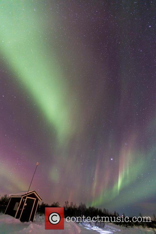 Northern Lights and Karesuando 3