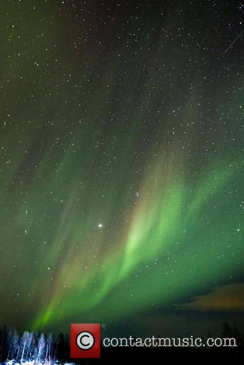 Northern Lights and Karesuando 4