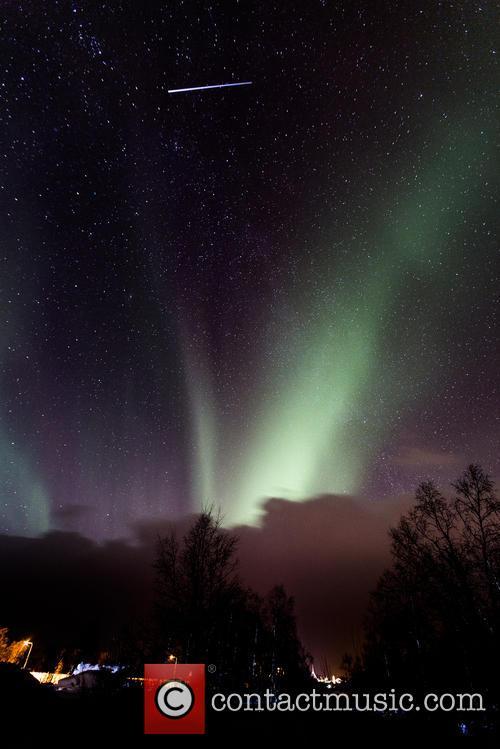 Northern Lights and Karesuando 5