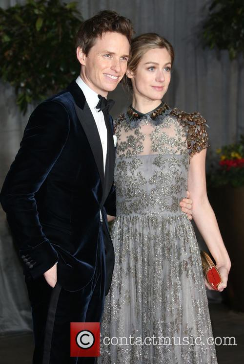 Eddie Redmayne and Hannah Bagshawe 11