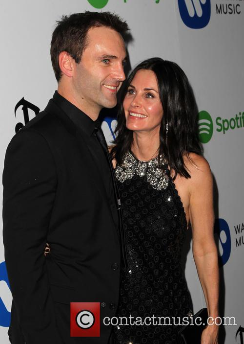 Courteney Cox and John Mcd 4