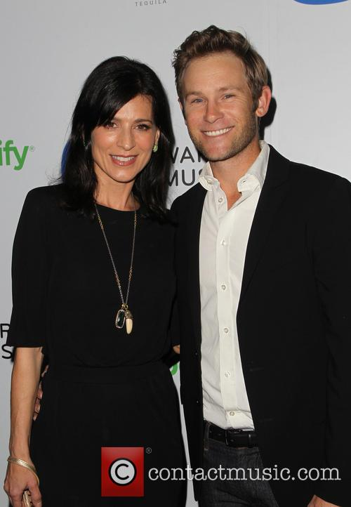 Perrey Reeves and John Musser 7