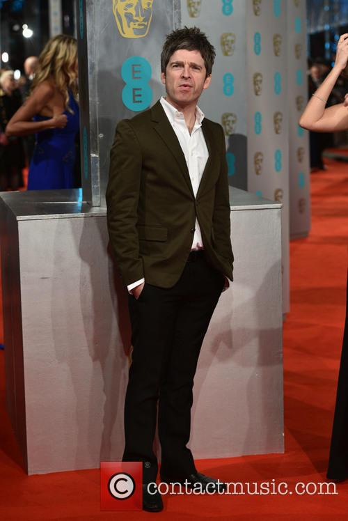 Noel Gallagher at the 2015 BAFTAs