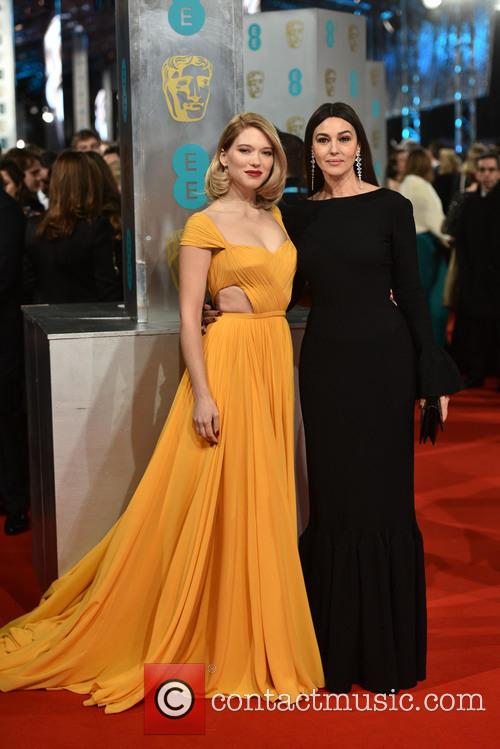 Lea Seydoux and Monica Belucci 2