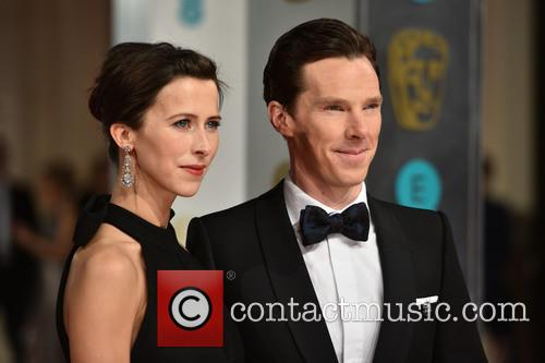 Sophie Hunter and Benedict Cumberbatch 8