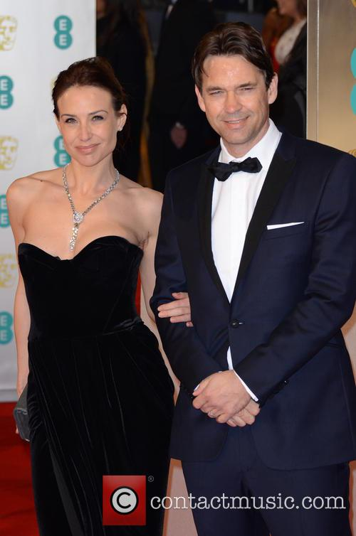Dougray Scott and Claire Forlani 1