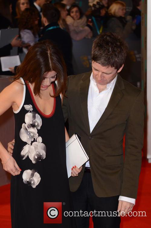 Noel Gallagher and Sara Macdonald 11