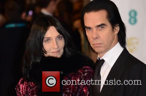 Susie Bick and Nick Cave 1