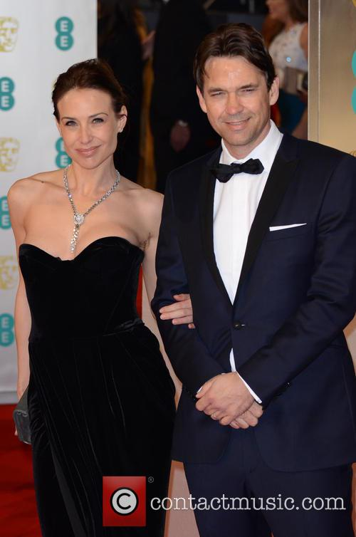 Claire Forlani and Dougray Scott 9