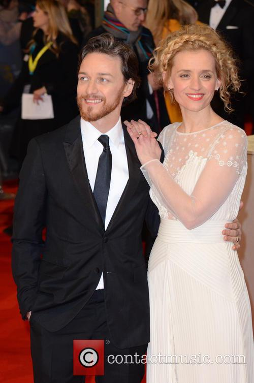 James Mcavoy and Anne Marie Duff 3
