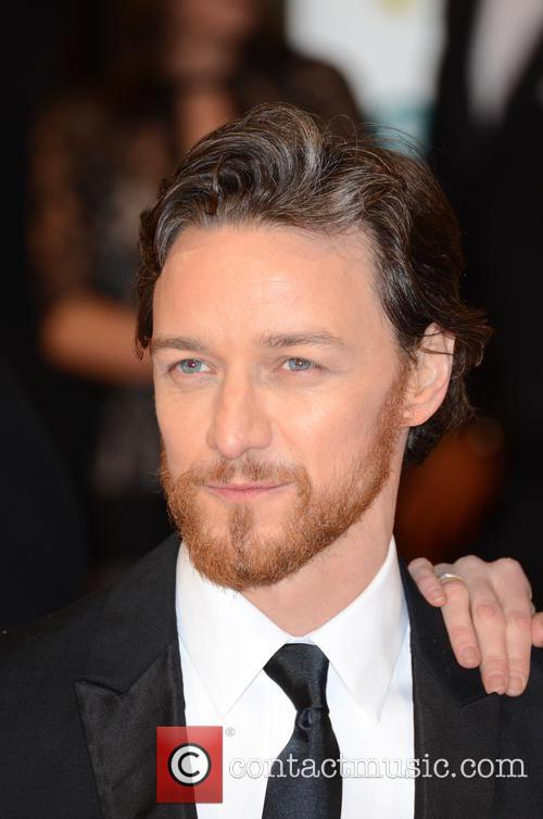 James Mcavoy Gets A Professor Xavier-style Trim For